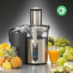 Gastroback Multi Juicer Digital 40128 mit Früchten und Gemüse